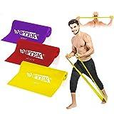Bandas Elasticas Fitness Goma Elastica Fitness, 3 Gomas...