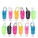 Botellas de viaje de plástico, 12 unidades, 30 ml, a prueba...