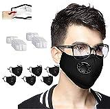 LILIfoodshop 6 faciales Proteger Reutilizables con 13...