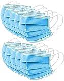 Filtro desechable no tejido, antibacterias, filtro bucal de...