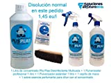 PLIS PLAS Desinfectante Concentrado Multiusos H.A. - SIN...
