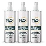 MLG SISTEMA 360 - Hidroalcohol 3 x 500ml con Spray | Ideal...