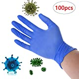 KKCD-gloves Guantes Desechables De Nitrilo, Guantes De...