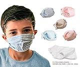 tapidecor Basic Children Pack 5 MASCARILLAS Infantiles...