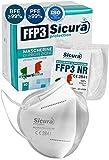 10 Mascarillas de protección FFP3 certificado CE |...