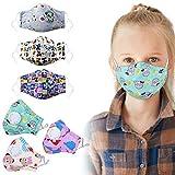 6 UNIDS Máscara de la boca Máscara linda de la máscara de...