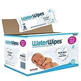 WaterWipes Toallitas para Pieles Sensible de Bebé, 99.9%...