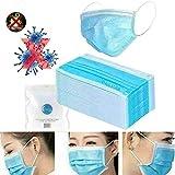 gessing 3 Capas Kouzhao M-A-S-K, Materiales sintéticos,...