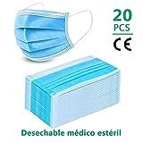 El Uso quirúrgico (20 PCS) Máscara Facial M-A-S-K-S, la...